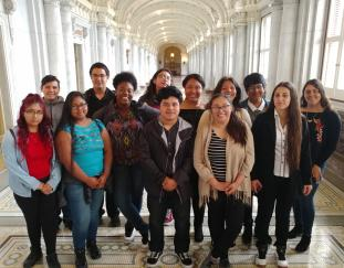 Centro Legal De La Raza Youth Law Academy Visit to 9th Circuit September 28th