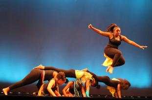 Dimensions Dance Theater Inc2. Rites of Passage Jazz 2